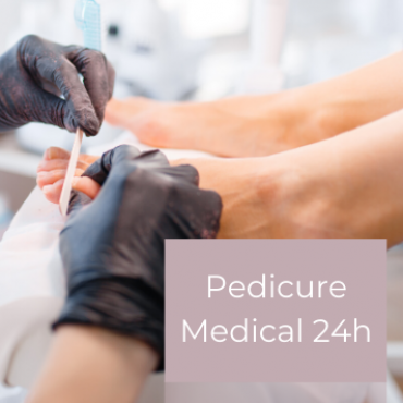 Pedicure Medical 24h