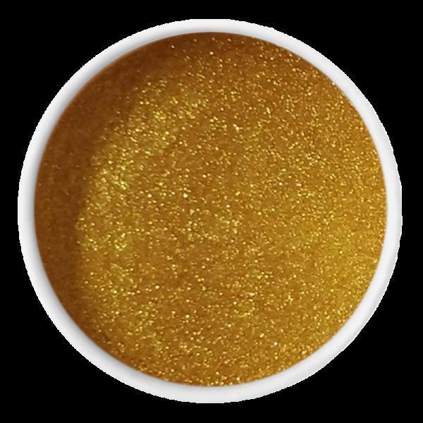 Mirror Effect Dourado
